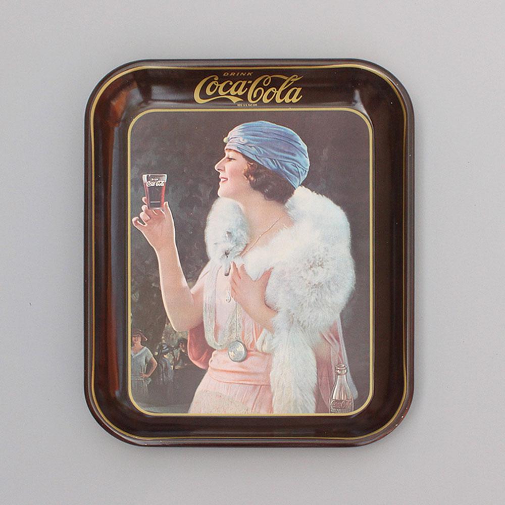 Coca-Cola tray - novoretro